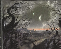 Magic the Gathering Visions Card: Blanket of Night