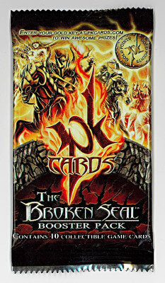 Booster Pack: Sealed Pack of 10 Cards