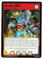 Neopets  Card: Voodoo Doll