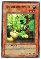 Yu-Gi-Oh! Legacy of Darkness Card: Woodland Sprite