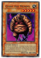Yu-Gi-Oh! Pharaonic Guardian Card: Giant Axe Mummy
