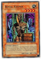 Yu-Gi-Oh! Pharaonic Guardian Card: Royal Keeper