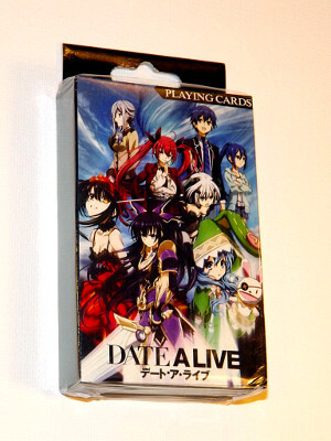 Date A Live Playing Cards: Poker Deck