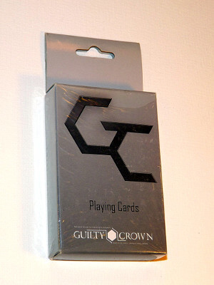 Guilty Crown Playing Cards: Poker Deck