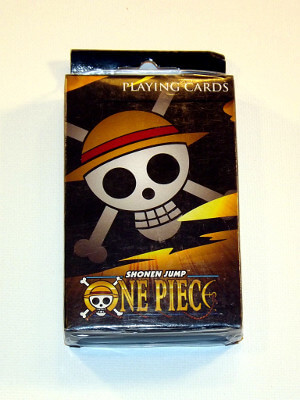 One Piece Playing Cards: Poker Deck