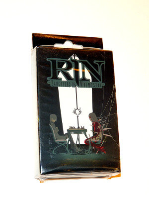 RIN: Daughters of Mnemosyne Playing Cards: Poker Deck