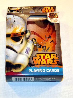 Star Wars Playing Cards: Rebels Poker Deck