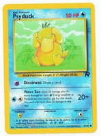 Pokemon TCG Card: Psyduck from Team Rocket