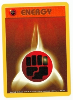 Pokemon TCG Energy Card: Fighting Energy from Base