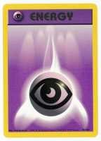 Pokemon TCG Energy Card: Psychic Energy from Base
