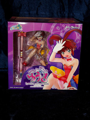 Magical Pokan PVC Figure: Uma is Witch