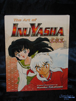 InuYasha Art Book: The Art of InuYasha