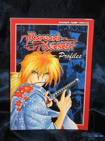 Rurouni Kenshin Fan Book: Profiles