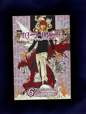 Death Note Manga: Vol. 06, Give-and-Take (Used)