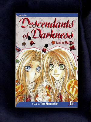 Descendants of Darkness Manga: Vol. 06