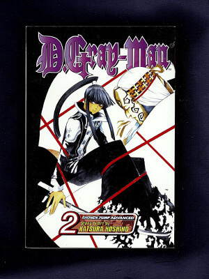 D.Gray-Man Manga: Vol. 02, Start of the Mission