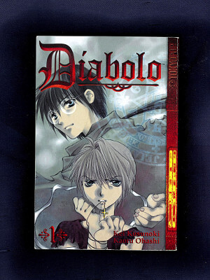 Diabolo Manga: Vol. 01, Conception