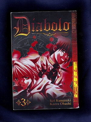 Diabolo Manga: Vol. 03, Reunion
