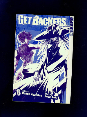 Get Backers Manga: Vol. 06, Return to Infinity Fortress