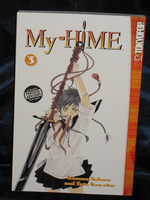 My-HiME Manga: Vol. 03