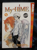 My-HiME Manga: Vol. 05