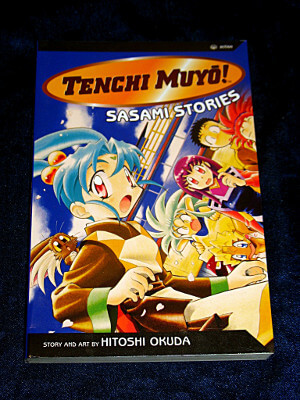 Tenchi Muyo! Manga: Sasami Stories