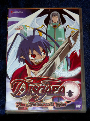 Disgaea DVD: Vol. 03, The Netherworld War