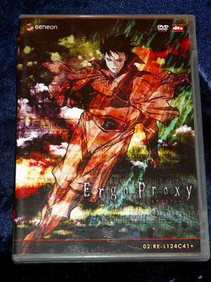 Ergo Proxy DVD: Vol. 02, RE-L124C41+