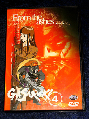 Gasaraki DVD: Vol. 04, From the Ashes... (Used)