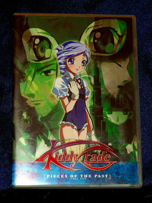 Kiddy Grade DVD: Case 02: Pieces of the Past