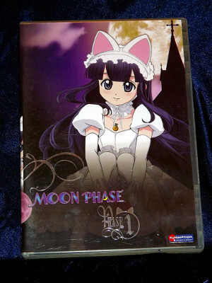 Moon Phase DVD: Phase 01