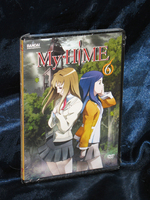 My-HiME DVD: Vol. 06, The Obsidian Prince Awakens