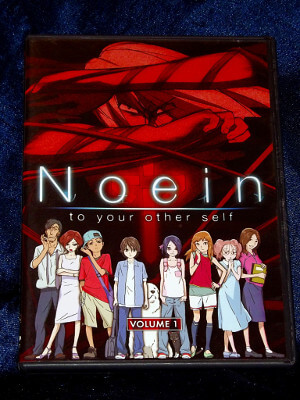 Noein DVD: Vol. 01