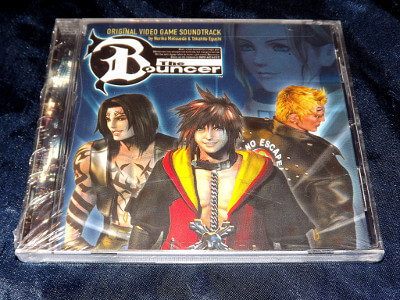 The Bouncer OST: Original Video Game Soundtrack