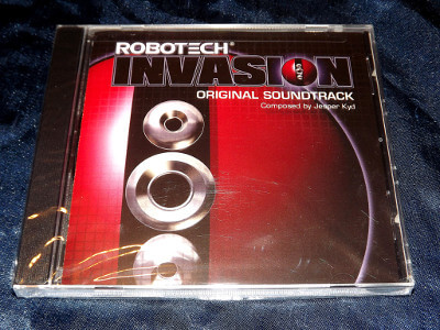 Robotech OST: Invasion