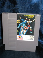 Nintendo Game: Bill and Ted's Excellent Video Game Adventure