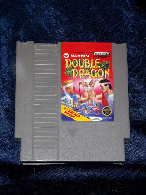 Nintendo Game: Double Dragon