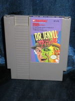Nintendo Game: Dr. Jekyll and Mr. Hyde