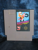 Nintendo Game: Excitebike