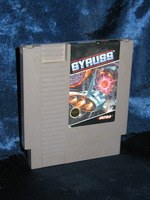 Nintendo Game: Gyruss