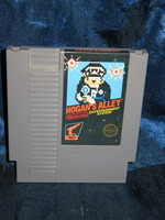 Nintendo Game: Hogan's Alley