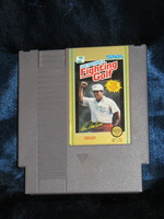 Nintendo Game: Lee Travino's Fighting Golf