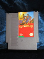 Nintendo Game: Legacy of the Wizard