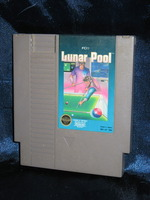 Nintendo Game: Lunar Pool