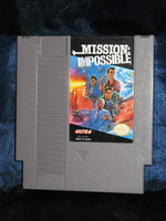 Nintendo Game: Mission: Impossible