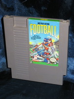 Nintendo Game: NES Play Action Football