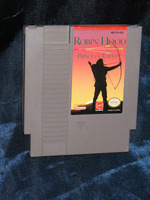 Nintendo Game: Robin Hood: Prince of Thieves