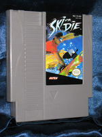 Nintendo Game: Ski or Die