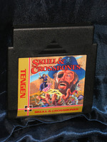 Nintendo Game: Skull & Crossbones