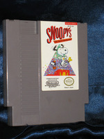 Nintendo Game: Snoopy's Silly Sports Spectacular!